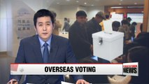 Preparations for overseas voting for Presidential election under way