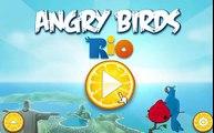 Сердитый птицы рио обзор игры 1-2 злые птички рио по мотивам мультфильмов