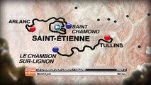 Critérium du Dauphiné 2017 - Le parcours du 69e Critérium du Dauphiné avec L'Alpe d'Huez