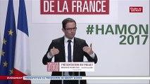 Benoît Hamon sur la démocratie : 49.3 citoyen, vote blanc et droit de vote des étrangers
