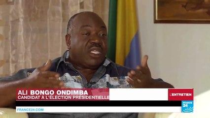 Gabon, entretien avec Ali Bongo