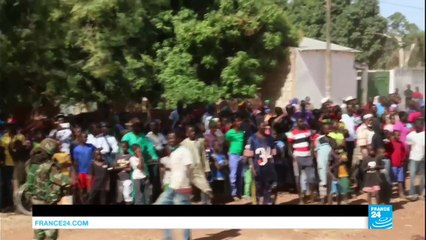 EXCLUSIF - Interview d'Adama Barrow