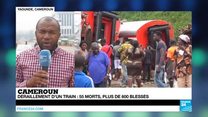 Cameroun, catastrophe ferroviaire, le bilan