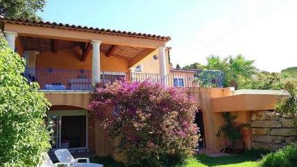 Vente Villa à Sainte-Maxime - Piscine et vue mer Secteur Résidentiel - 240 m²
