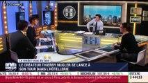 Le Rendez-vous du Luxe: Le créateur Thierry Mugler se lance à son tour dans l'hôtellerie - 16/03