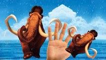 Finger Family Children Nursery Rhymes Ice Age Full Cartoons | Finger Family Rhymes For Children