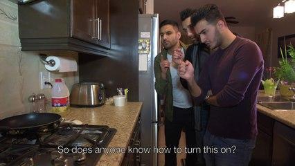 When GUYS cook food | Shahveer Jafry