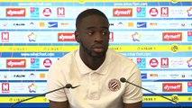 Jonathan Ikoné avant FCGB vs MHSC