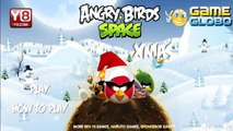 Angry Birds Space Xmas - Games For Kids by Baby Games TV The angry birds go to war against