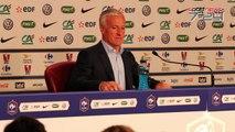 Les joueurs convoqués par Didier Deschamps (Jeudi 16 mars 2017) pour la liste Luxembourg-France et France-Espagne
