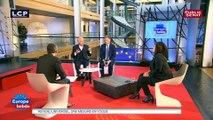 "Europe Hebdo - Jean-Marie Cavada : ""Le travail n'asservit pas, il libère"""