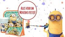 The Minions feestartikelen feestje - Feestwinkel Altijd Feest