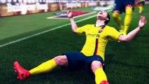 Pro Evolution Soccer 2017 - Trailer moments iconiques