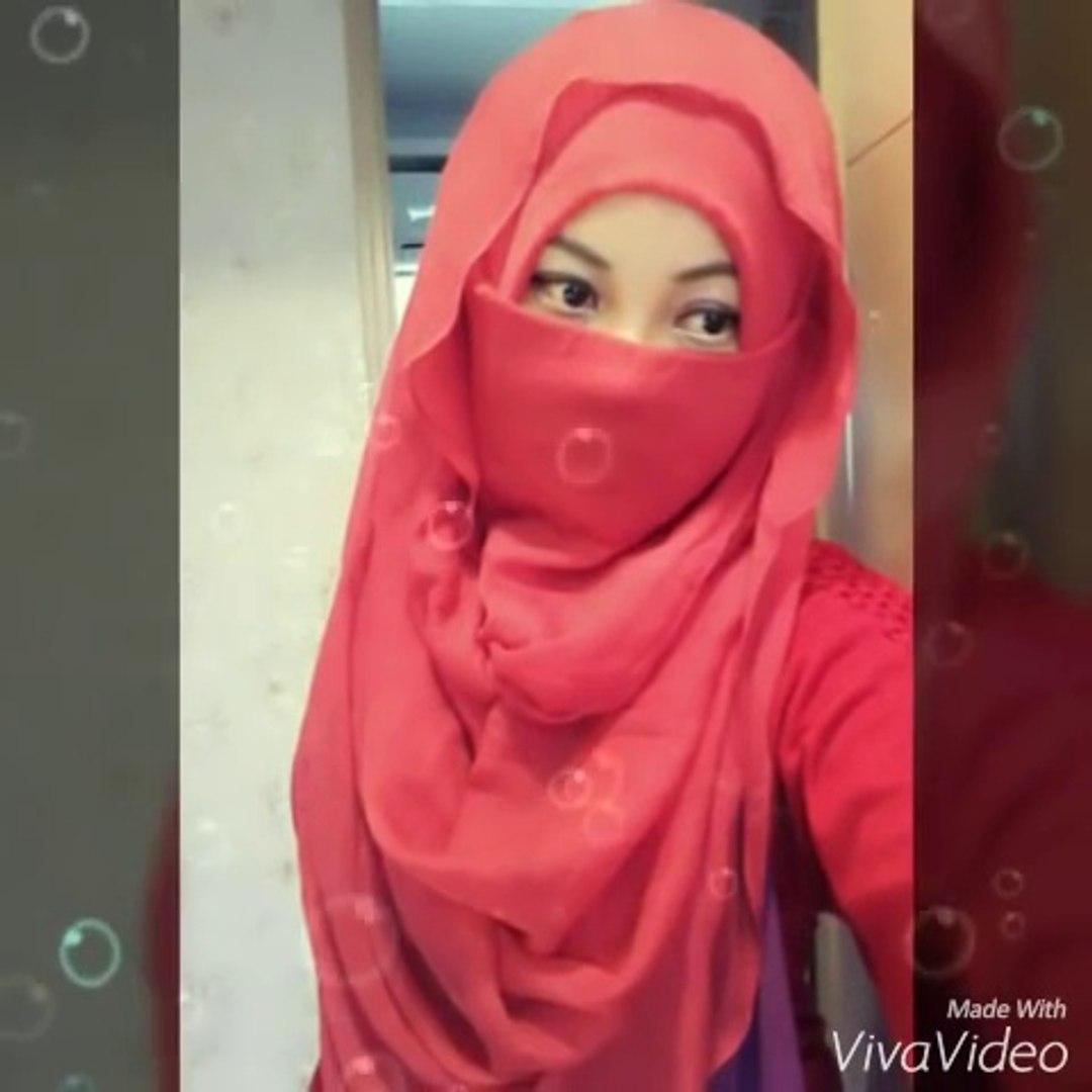 Niqab Tutorial Very Easy To Wear Video Dailymotion