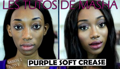 """LES TUTOS DE MASHA"" S-1/1_PURPLE SOFT CREASE (HD)"