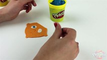 ♥ Play-Doh Dee Dee (Dexters Laboratory) Creation How to Make Dee Dee