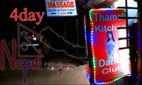 Nepal,4d,Kathmandu Travel of Japanese,Dance bar,Night of Nepal,Girl,Thamel