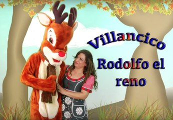 Rudolph the red nosed reindeer in Spanish