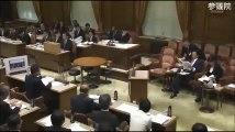 【2017 3 15 参議院】山本太郎議員が水道民営化に抗議「今のままでいいじゃないですか!水道は国民の命の源」