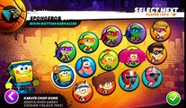 Nick Basketball Stars 2 - Kid Danger Goes Kid Invisible On The Court (Nickelodeon Games)