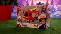 SAM LE POMPIER ❆ Cadeaux de Noël ❆ Sam le pompier et son Camion Pompier