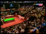 Snooker World Champ 2005 final session opening