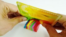 Play Doh Rainbow Ice Cream Sandwich Play Doh Food Treats