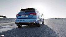 2017 Audi RS3 Sportback Exterior, Interior and Drive-