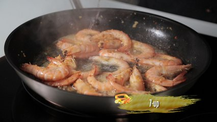 Buttered Shrimp With 7-Up