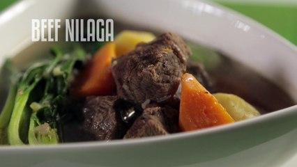Filipino Beef Nilaga