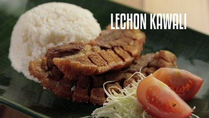 Filipino Lechon Kawali