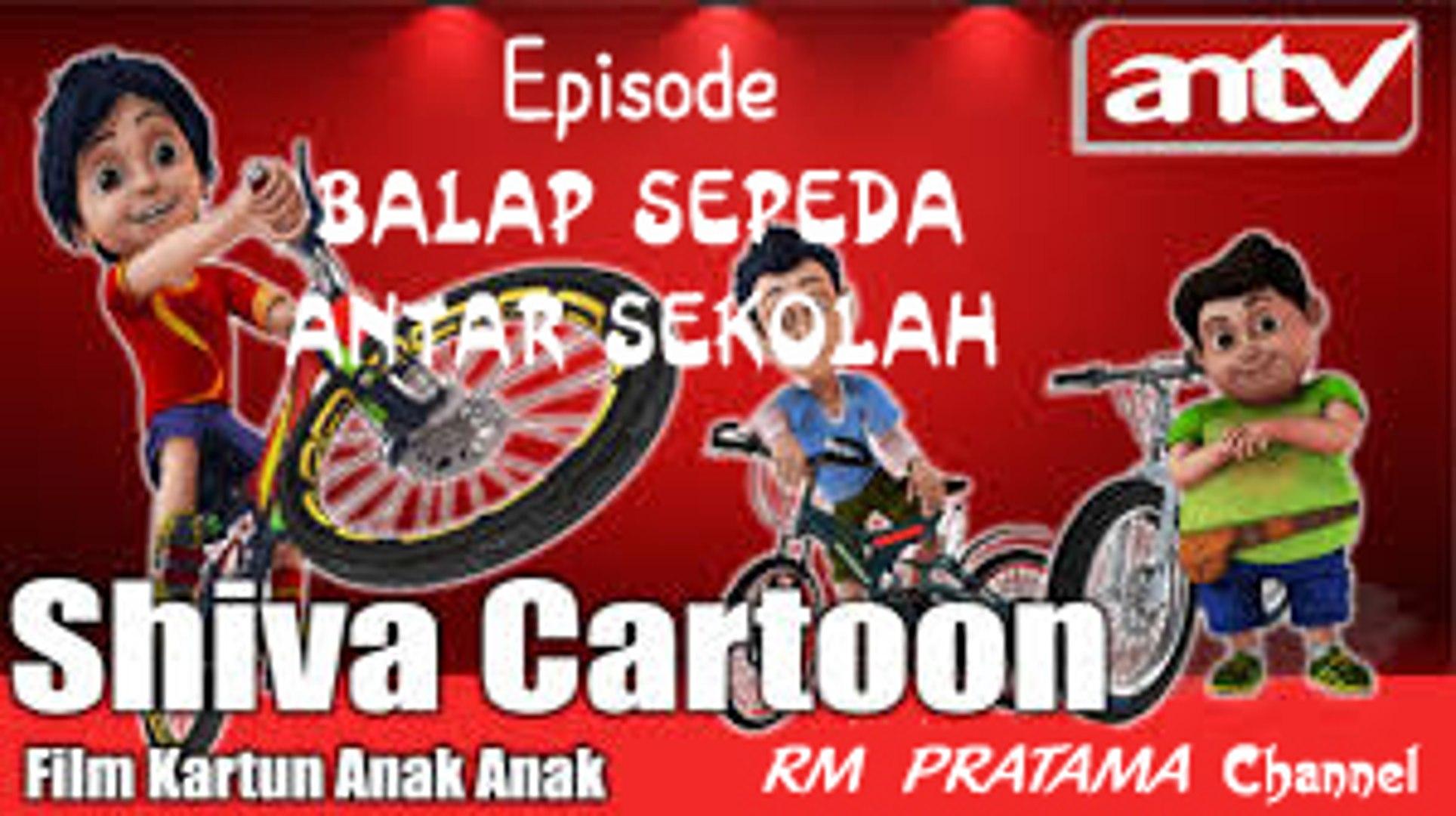 550 Koleksi Gambar Kartun Anak Sekolah Naik Sepeda HD Terbaik