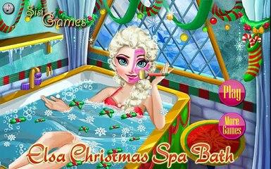 elsa christmas spa bath jacuzzi elsa navidad ba era de hidromasaje jacuzzi