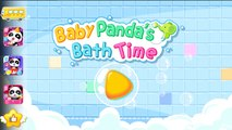 Baby Pandas Bath Time, Play Bath Toys In the Shower & Bathroom - Babybus Kids Games