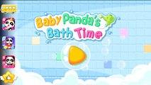 Baby Pandas Bath Time, Play Bath Toys In the Shower & Bathroom - Babybus Kids Games