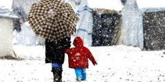 Meteoroloji Uyardı! 28 İlde Kuvvetli Kar Yağışı Bekleniyor