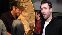 Adam Levine Was Shocked When Gwen Stefani And Blake Shelton Started Dating