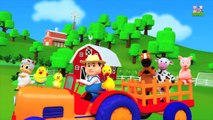 Good Morning Song | Nursery Rhymes Farmees | Kids Songs | Baby Rhymes | Childrens Videos