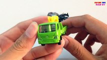 Ducati Vs Hino Truck Tomica Hot Wheels Toys Cars For Children Kids Toys Videos HD Collecti