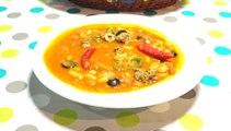 المطبخ التونسي زكية - Tunisian Cuisine ZAKIA - اللوبيا بالمالح ا- لفاصوليا البيضاء - Eaters and easy - Tunisian Cuisine