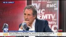 """Jean-Luc Mélenchon veut instaurer un """"référendum révocatoire"""" pour les élus défaillants"""