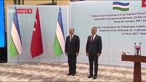 Türkiye-Özbekistan diplomatik ilişkilerinin 25. yılı