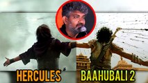 SS Rajamouli Gets ANGRY On A Reporter | Baahubali 2 Scenes Copied From Hercules
