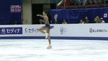 HD. Polina TSURSKAYA Полина Цурская SP - 2017 Junior World Championships
