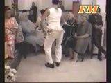 Danseur Rai, fête à Oran