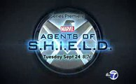 Agents of SHIELD - Promo Saison 1 - The New World