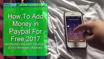 PayPal Money Adder Working Proof - video dailymotion