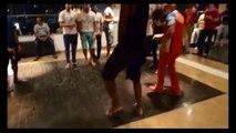 Virat Kohli and Chris Gayle  IPL Team Dance Royal Challengers