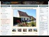Vente maison à vendre Boulogne sur Mer (62200) entre particuliers 3 chambres – A deux pas de la mer