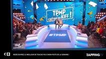 TPMP : Cyril Hanouna en blond, Capucine Anav la tricheuse, le stagiaire… le meilleur de la semaine (Vidéo)